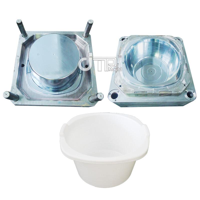 Bañera redonda para bebés, molde de tina de plástico, redondo (JTP-A0058)