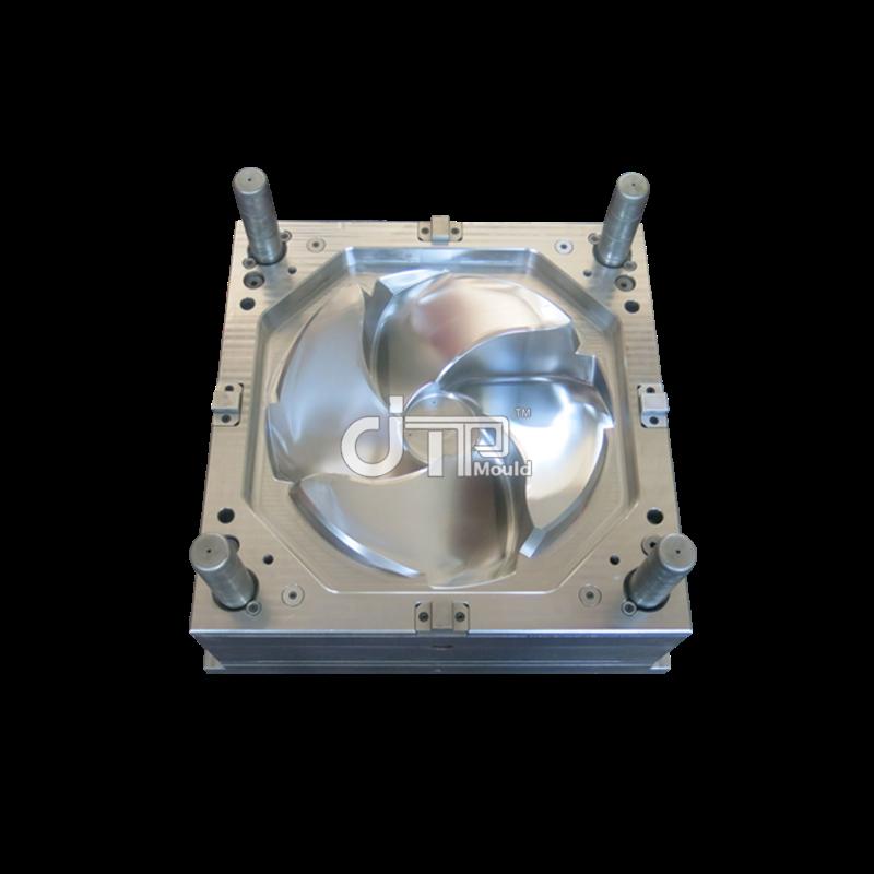 Nuevo molde de aspa de ventilador duradero personalizado