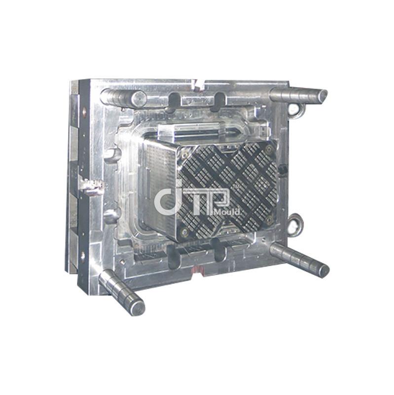 Venta caliente verde molde de caja de verduras molde de caja de plástico molde (JTP-A0096)