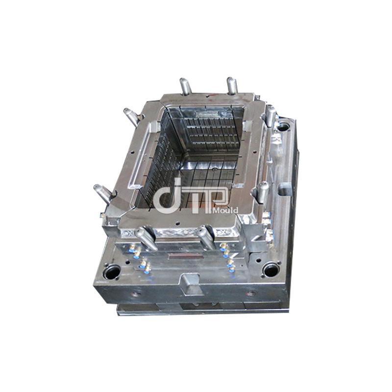 Venta caliente molde de caja de verduras molde de caja de plástico molde (JTP-A0097)